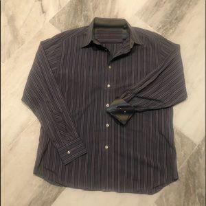 Robert Graham dress shirt. XL